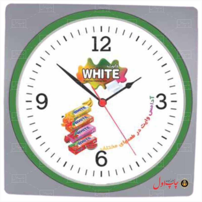 ساعت دیواری طرح دویست و چهار ۹۹۷۳5۰2