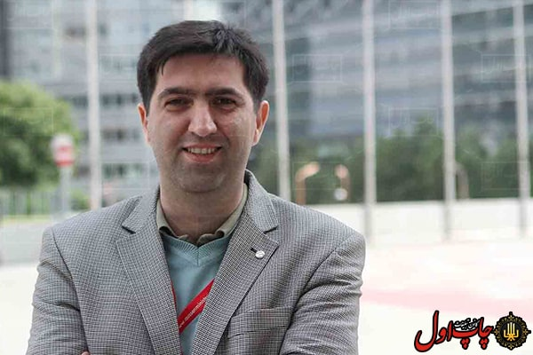 سعید آجرلو چاپ اول