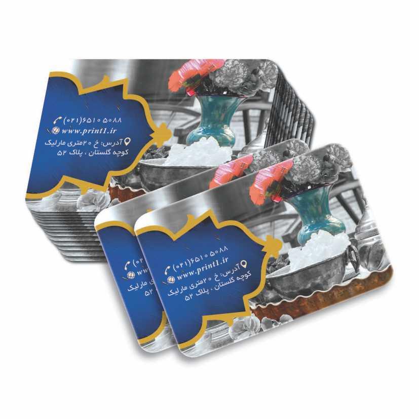 کارت ویزیت کافه سنتی طرح 99152